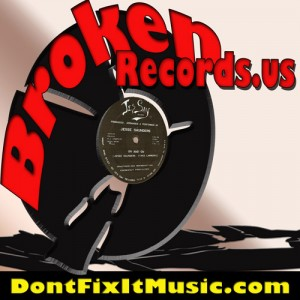 Broken Records Logo