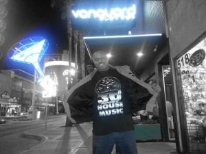 Jesse Saunders in Las Vegas @ Vanguard